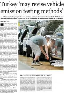 HURRIYET DAILY NEWS 10 01 2015