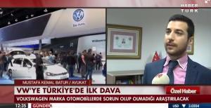 Haberturk TV Volkswagen