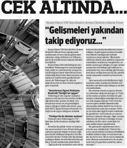 KIBRIS Yeniduzen Gazetesi 02 10 2015